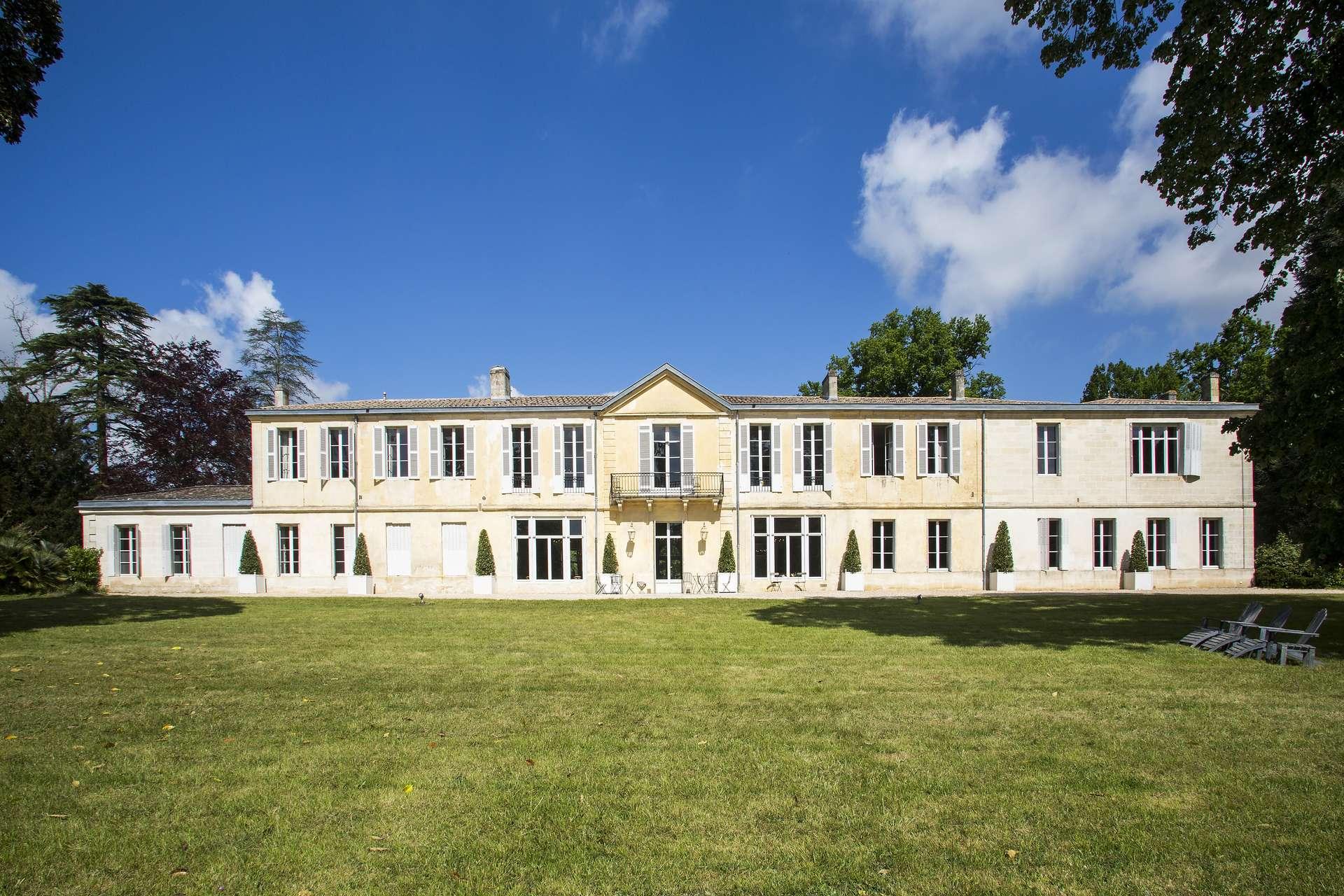 Luxury vacation rentals europe - France - Southwest france - Bord eaux - Chartreuse de Bordeaux - Image 1/24