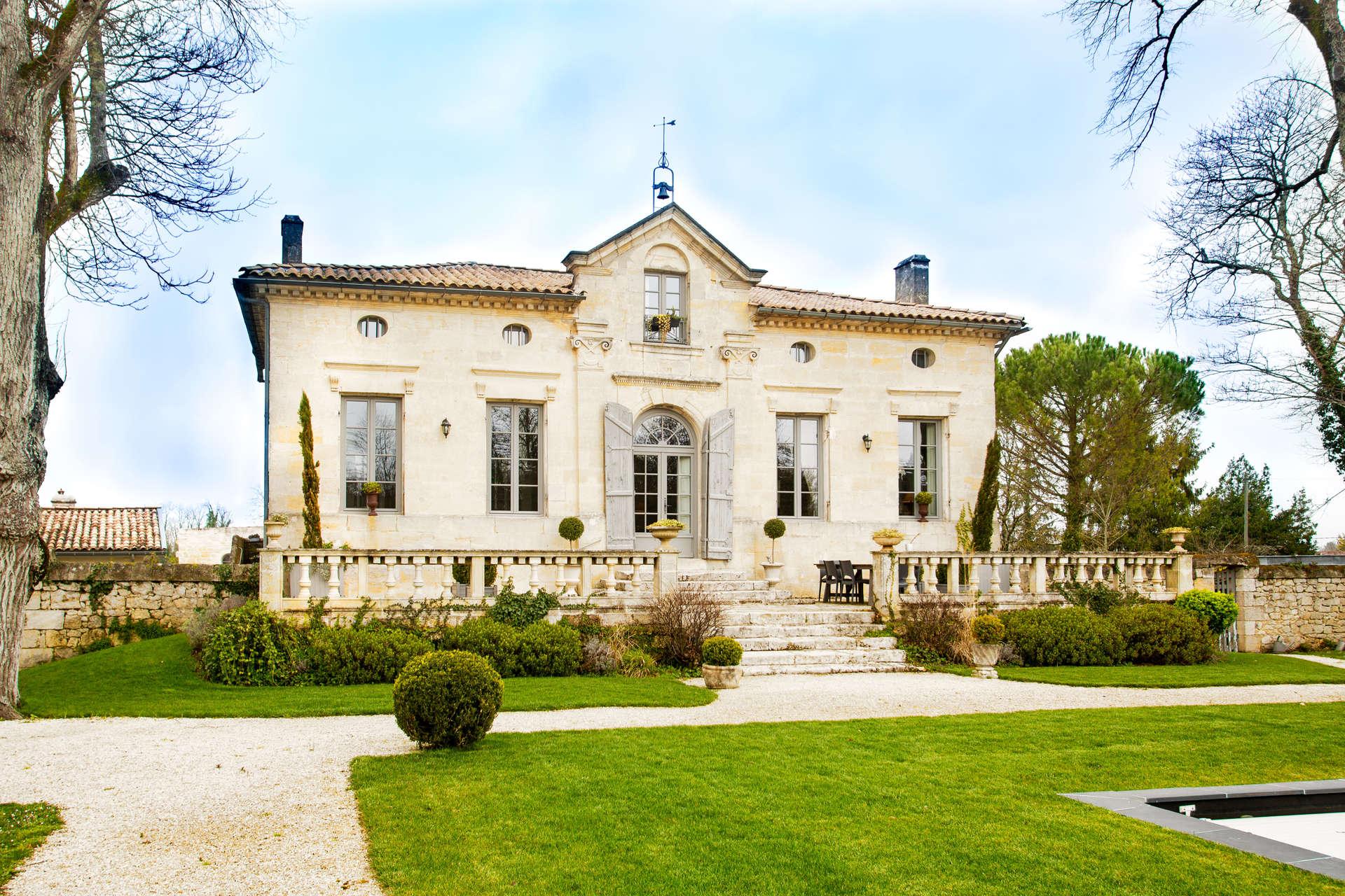 Luxury vacation rentals europe - France - Southwest france - Bord eaux - Clos des Camps - Image 1/21