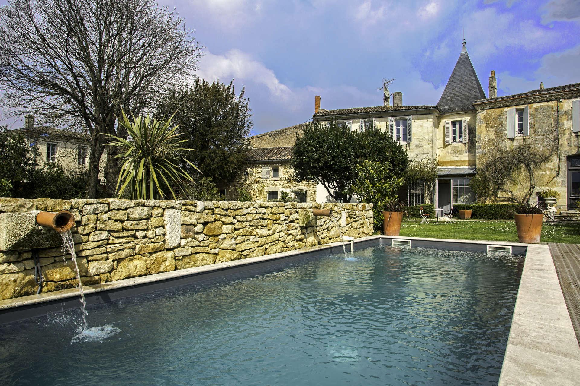 Luxury vacation rentals europe - France - Southwest france - Bord eaux - Cote de Blaye - Image 1/18