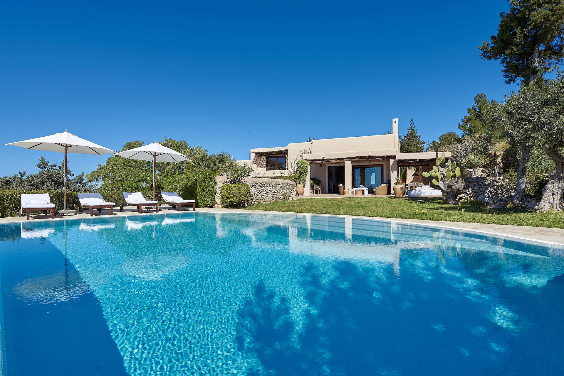 Luxury vacation rentals europe - Spain - Balearic islands ibiza - No location 4 - Can Paola - Image 1/39