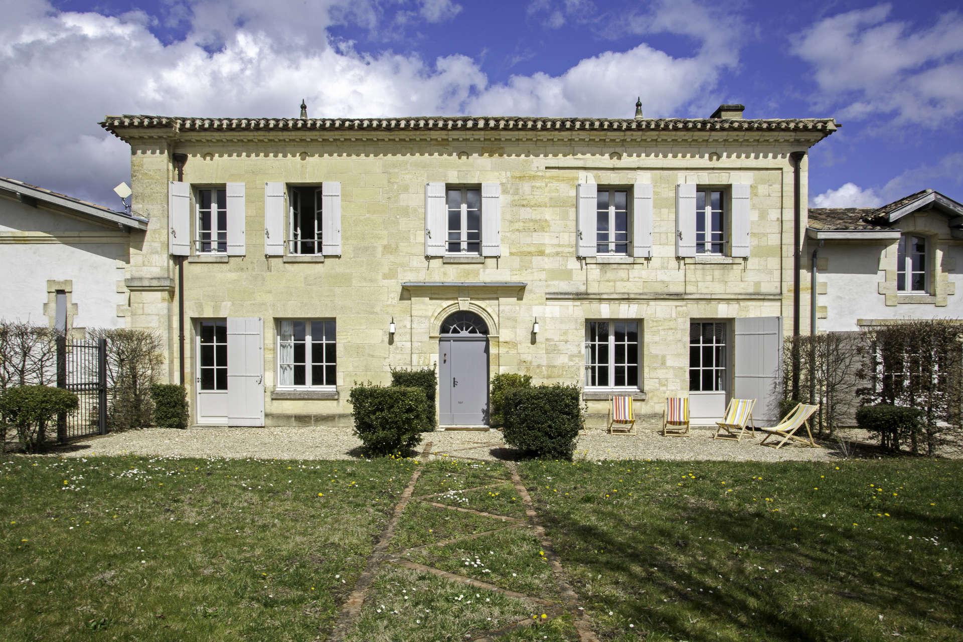 Luxury vacation rentals europe - France - Southwest france - Bord eaux - La Petite - Image 1/12