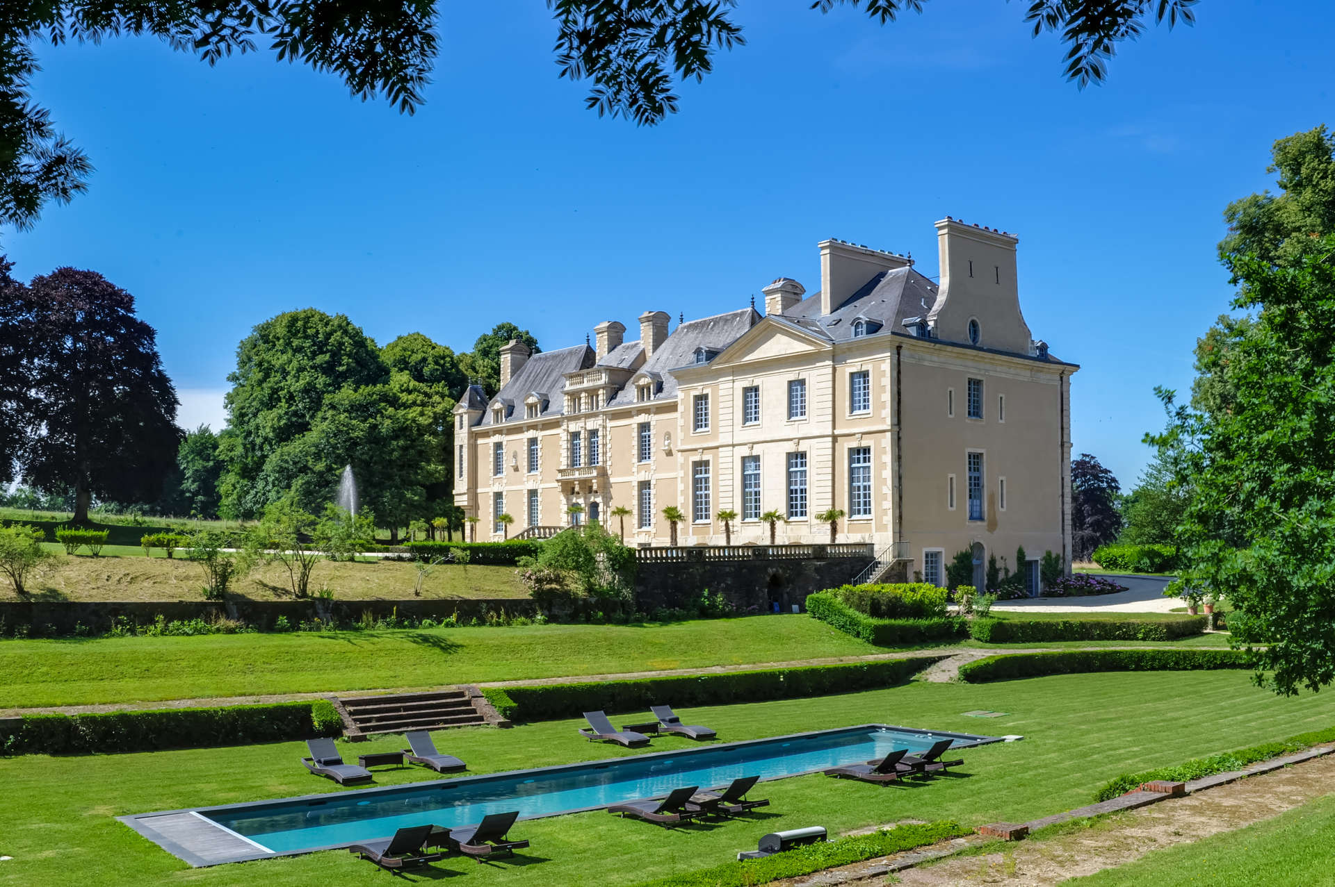 Luxury vacation rentals europe - France - Normandy - Calvadosfrance - Chateau de Calvados - Image 1/23