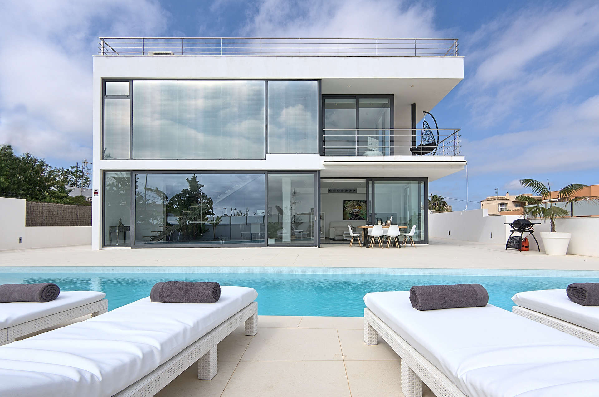 Luxury vacation rentals europe - Spain - Balearic islands ibiza - No location 4 - Casa Cleo - Image 1/25