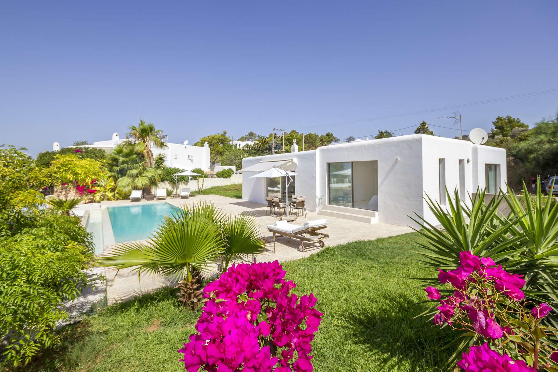 Luxury vacation rentals europe - Spain - Balearic islands ibiza - No location 4 - Casa Flor - Image 1/17