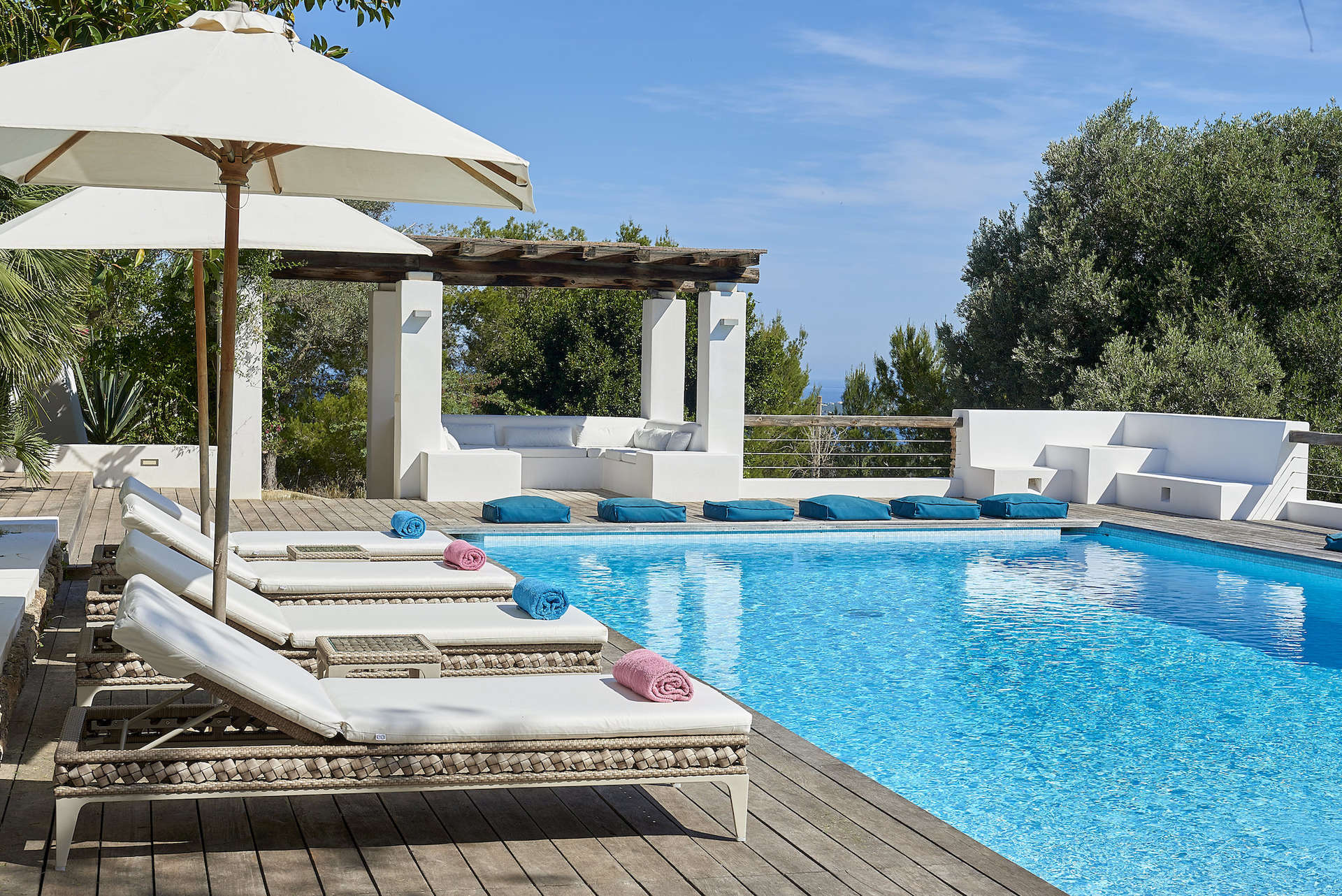 Luxury vacation rentals europe - Spain - Balearic islands ibiza - No location 4 - Finca Lavanda - Image 1/45