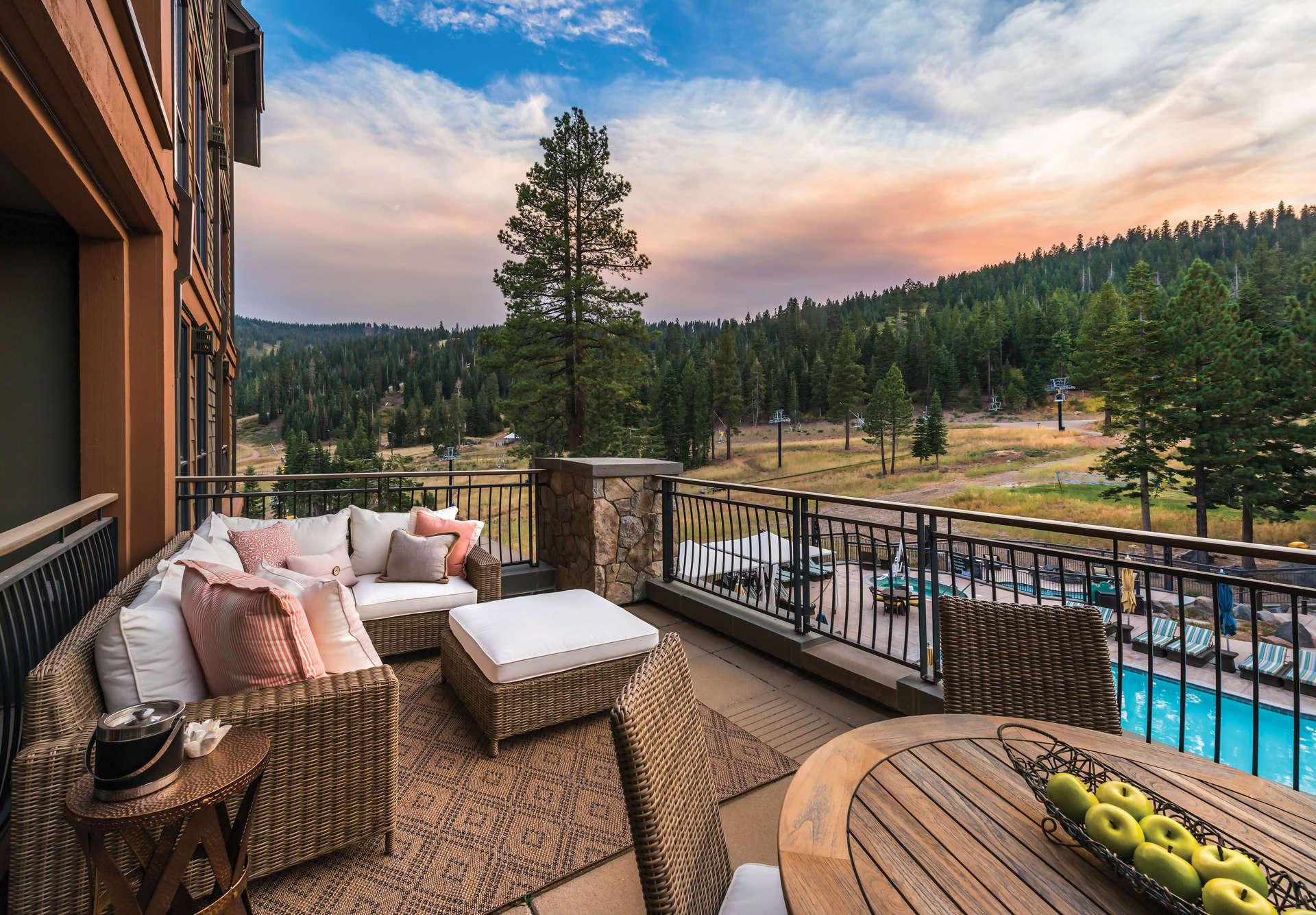 Luxury vacation rentals usa - California - Lake tahoe ca - The ritzcarlton lake tahoe - 3 BDM Slopeside Residence - Image 1/10