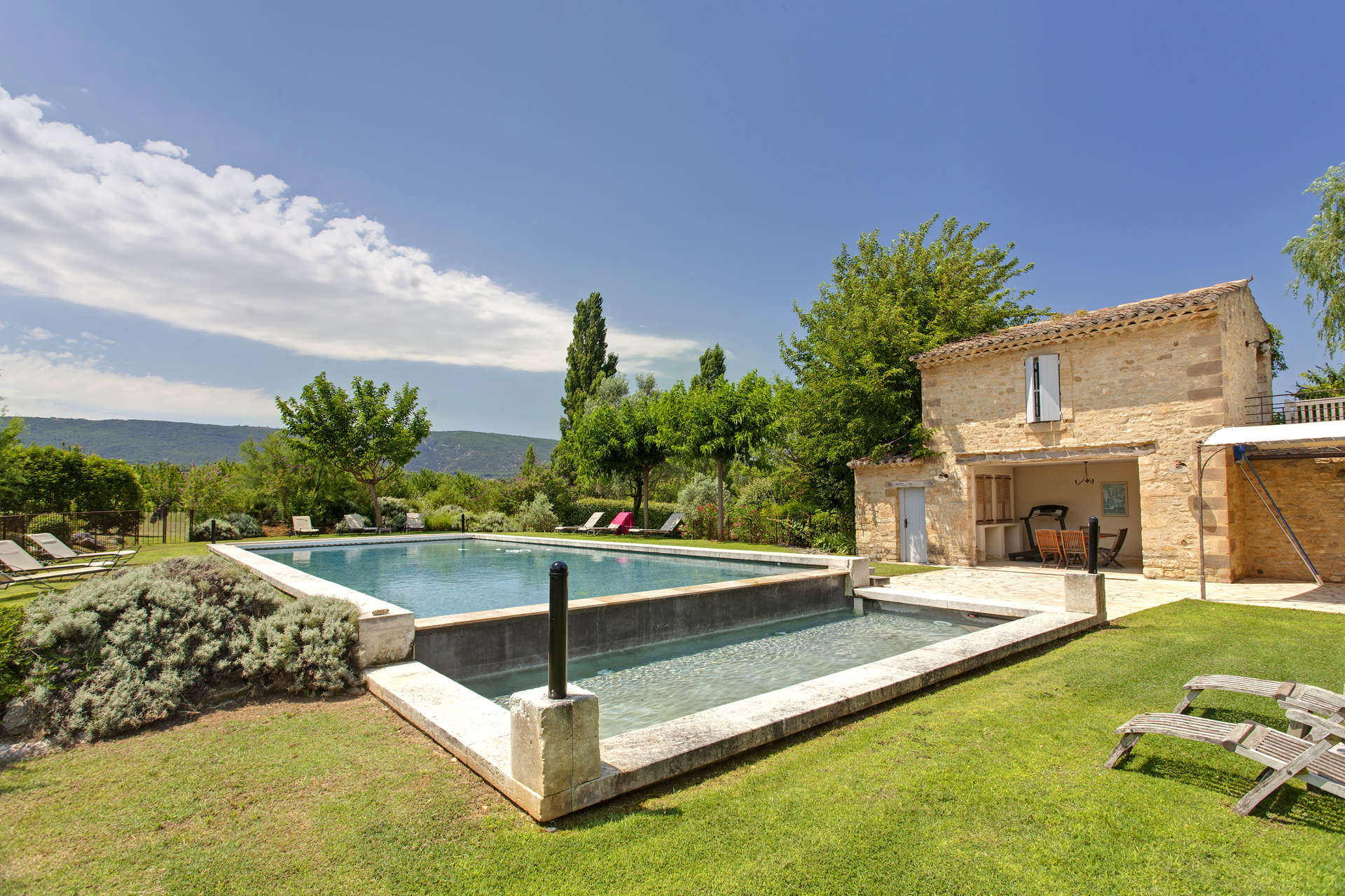 Luxury vacation rentals europe - France - Provence ih - Provence luberon - Bastide de l'Oratoire - Image 1/21
