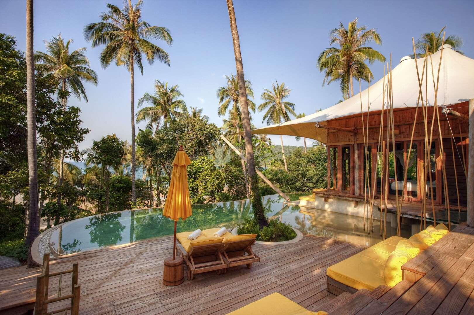 - Beach Pool Villa Suite - Image 1/38