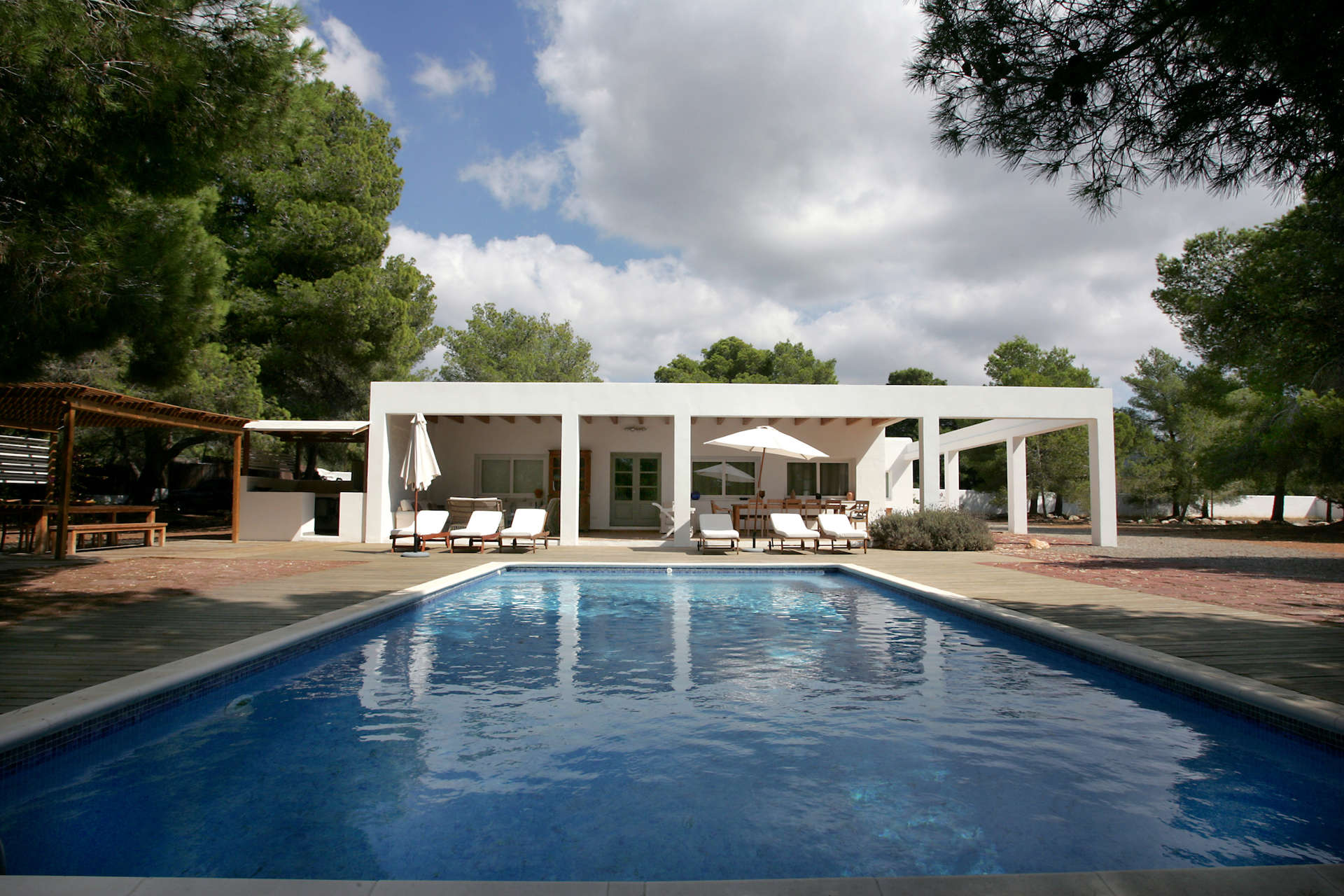 Luxury vacation rentals europe - Spain - Balearic islands ibiza - No location 4 - Villa Campo Jondal - Image 1/27