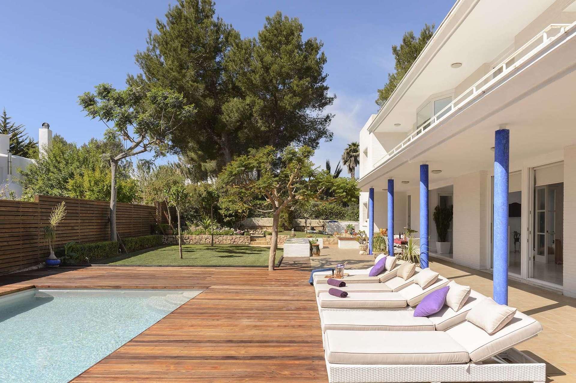 Luxury vacation rentals europe - Spain - Balearic islands ibiza - No location 4 - Villa Demario - Image 1/22