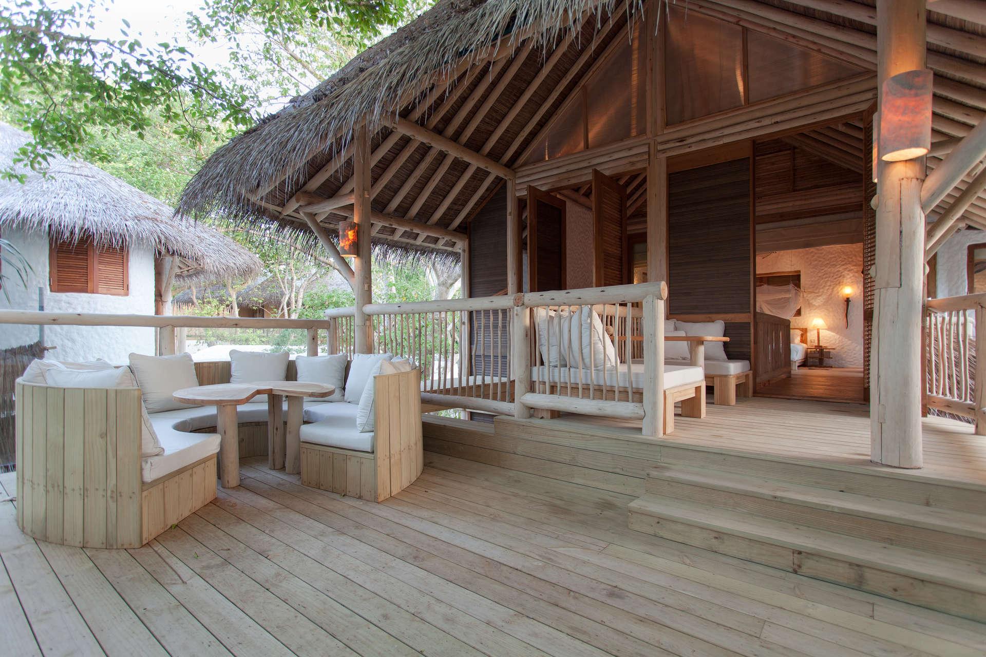 Luxury villa rentals asia - Maldives - Kunfunadhoo island - Soneva fushiresort - Crusoe Suite with Pool - Image 1/25