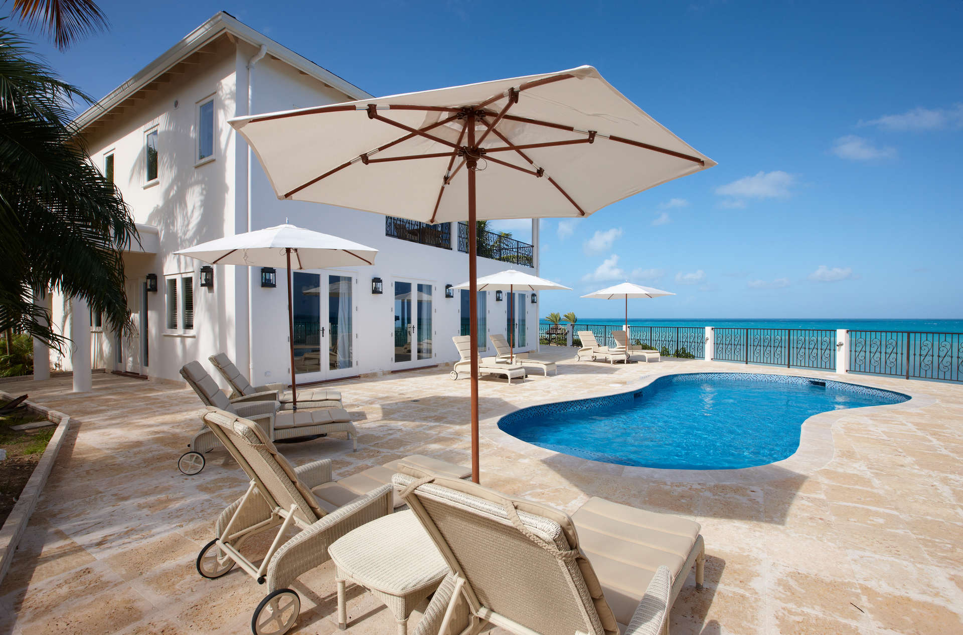 Luxury villa rentals caribbean - Antigua - Blue waters resort and spa - No location 4 - Turtle Cottage - Image 1/10