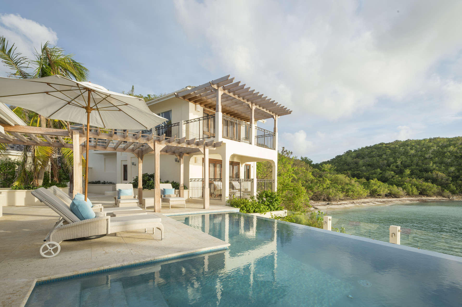 Luxury villa rentals caribbean - Antigua - Blue waters resort and spa - No location 4 - Rock Cottage - Image 1/8