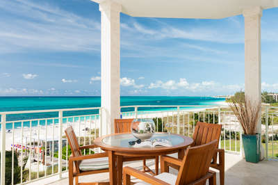 Ocean Front Luxury 2 Bedroom Suite