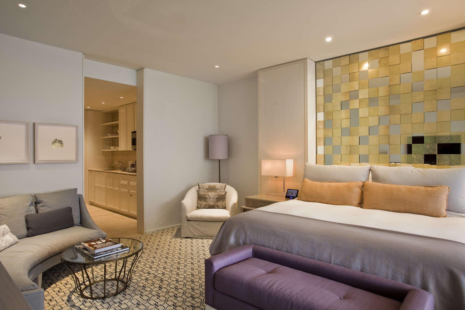 Luxury vacation rentals usa - Florida - Miami beach - St regisbalharbourresort  - Astor Junior Studio Suite - Image 1/9