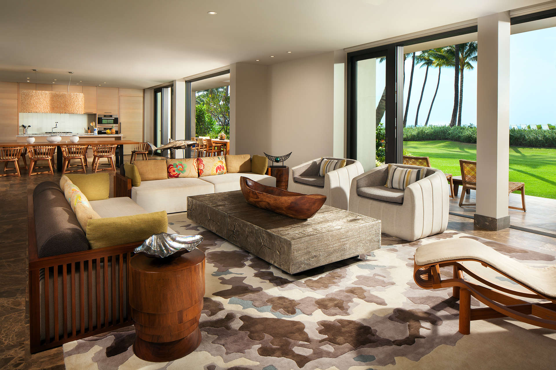 Luxury vacation rentals usa - Hawaii - Maui - Andaz maui wailea resort - Oceanfront Villa | 4 Bedrooms - Image 1/5