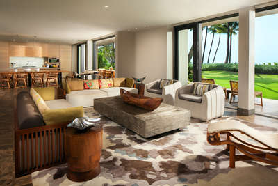 Four Bedroom King Ocean Front Villa