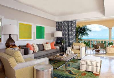 The Villas | Grace Bay 3 BDM Suite