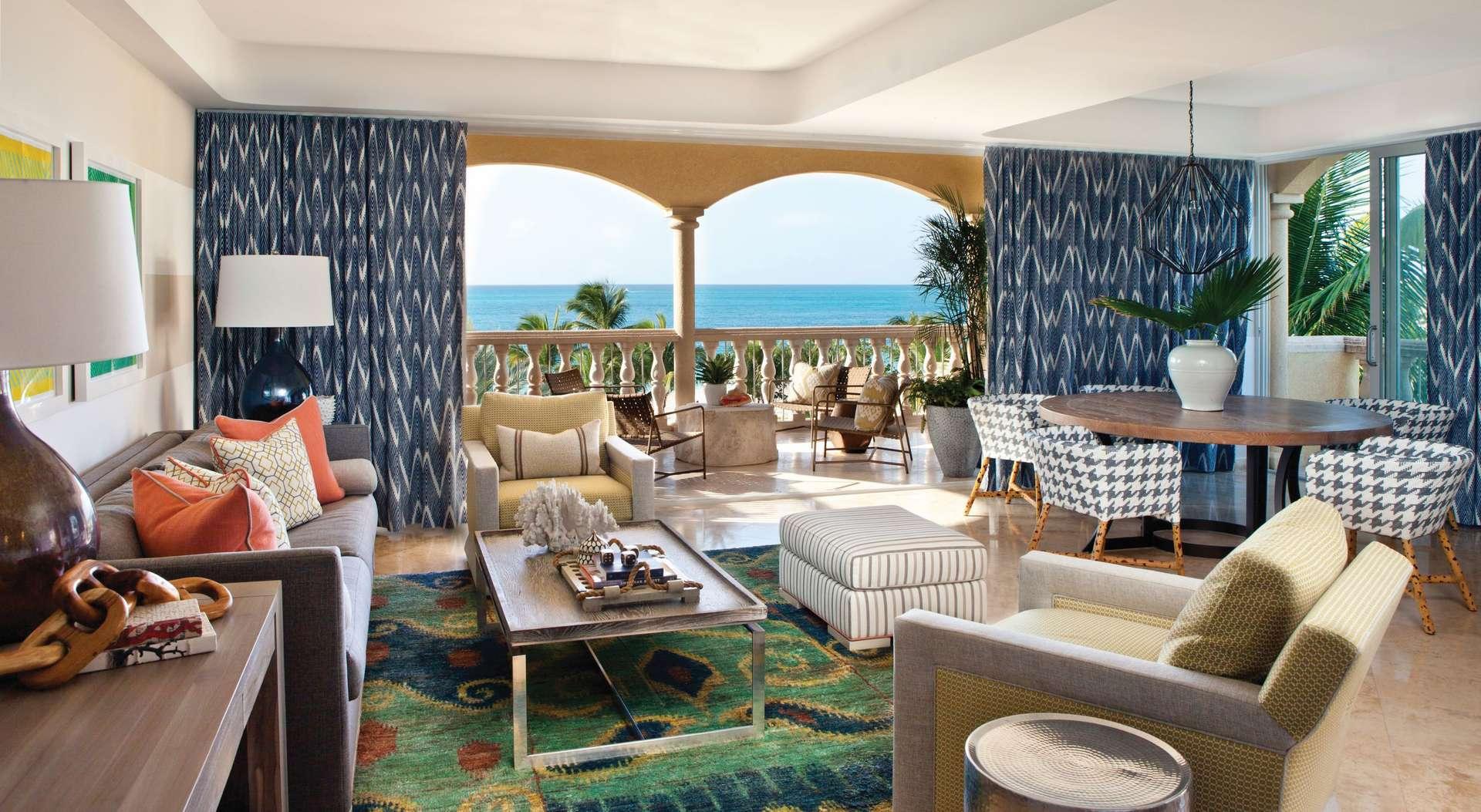 Luxury villa rentals caribbean - Turks and caicos - Providenciales - Grace bay club - 3 Bedroom Suite| Villa Suites - Image 1/5