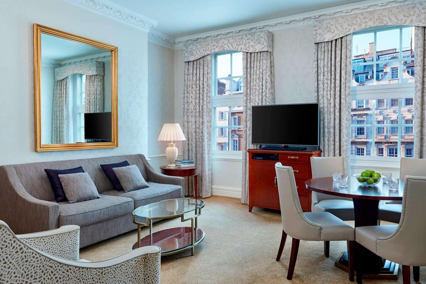 Luxury vacation rentals europe - United kingdom - London area - Grand residences by marriott mayfair - Executive Suite - Image 1/6