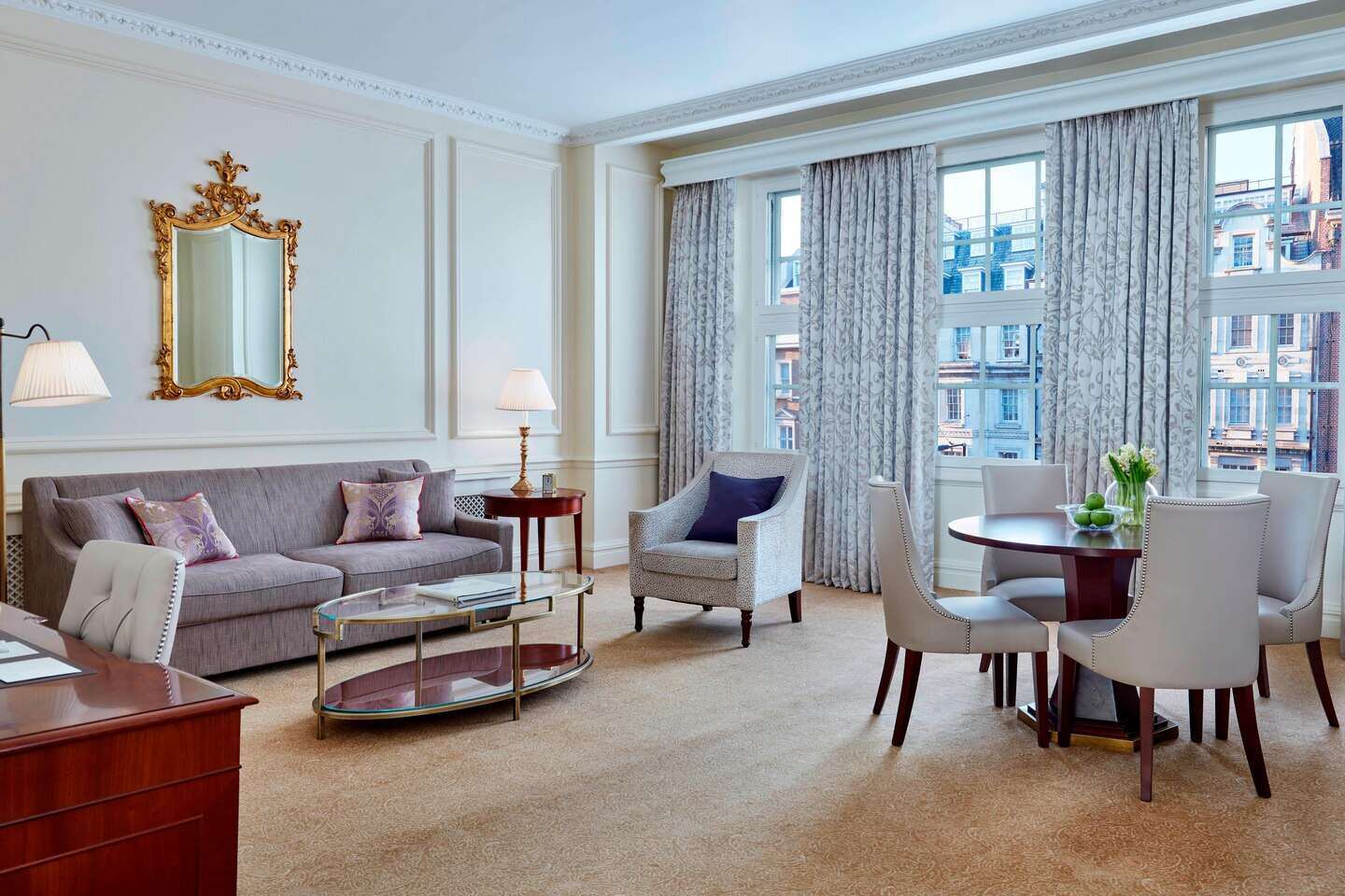 Luxury vacation rentals europe - United kingdom - London area - Grand residences by marriott mayfair - Premium 1 BDM - Image 1/7