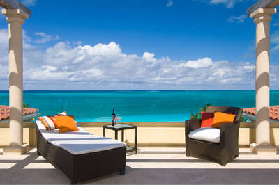 Villas Grace Bay Penthouse Suite
