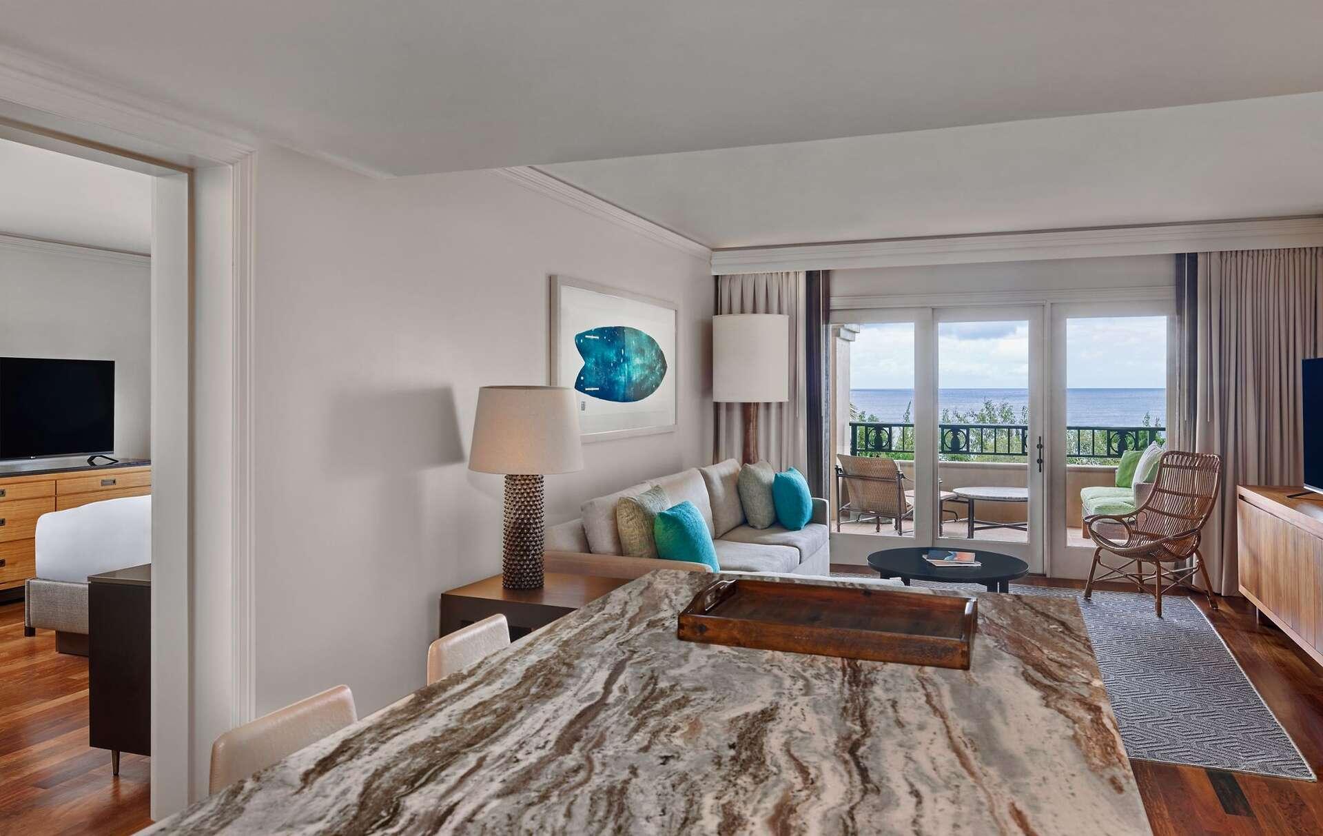 Luxury vacation rentals usa - Hawaii - Maui - The ritz carltonkapalua - Oceanfront 2 BDM - Image 1/16