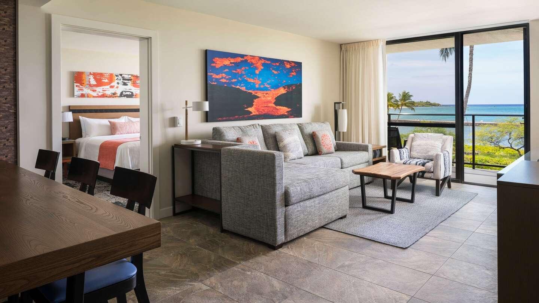 Luxury vacation rentals usa - Hawaii - Big island - Marriott waikoloa ocean club - Oceanfront 2 BRM - Image 1/13