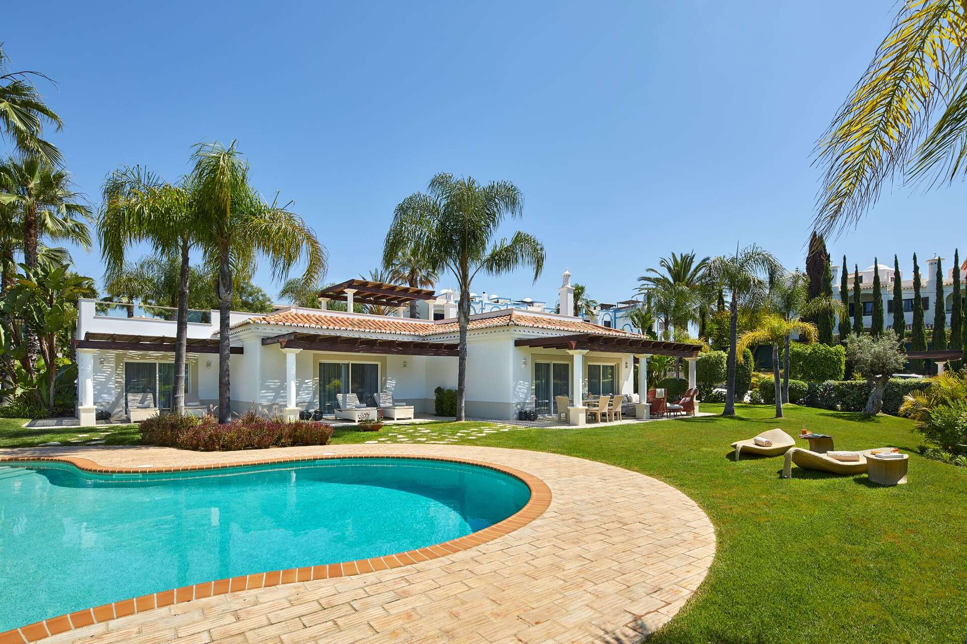 Luxury vacation rentals europe - Portugal - Algarve - Vila vita parc - Vila Al-Mar - Image 1/9