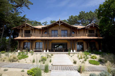 Lodge SHL | Cap Ferret