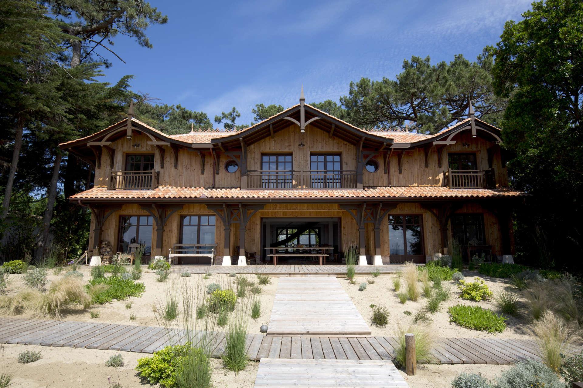 Luxury vacation rentals europe - France - Southwest france - Cap ferret  - Lodge SHL | Cap Ferret - Image 1/14