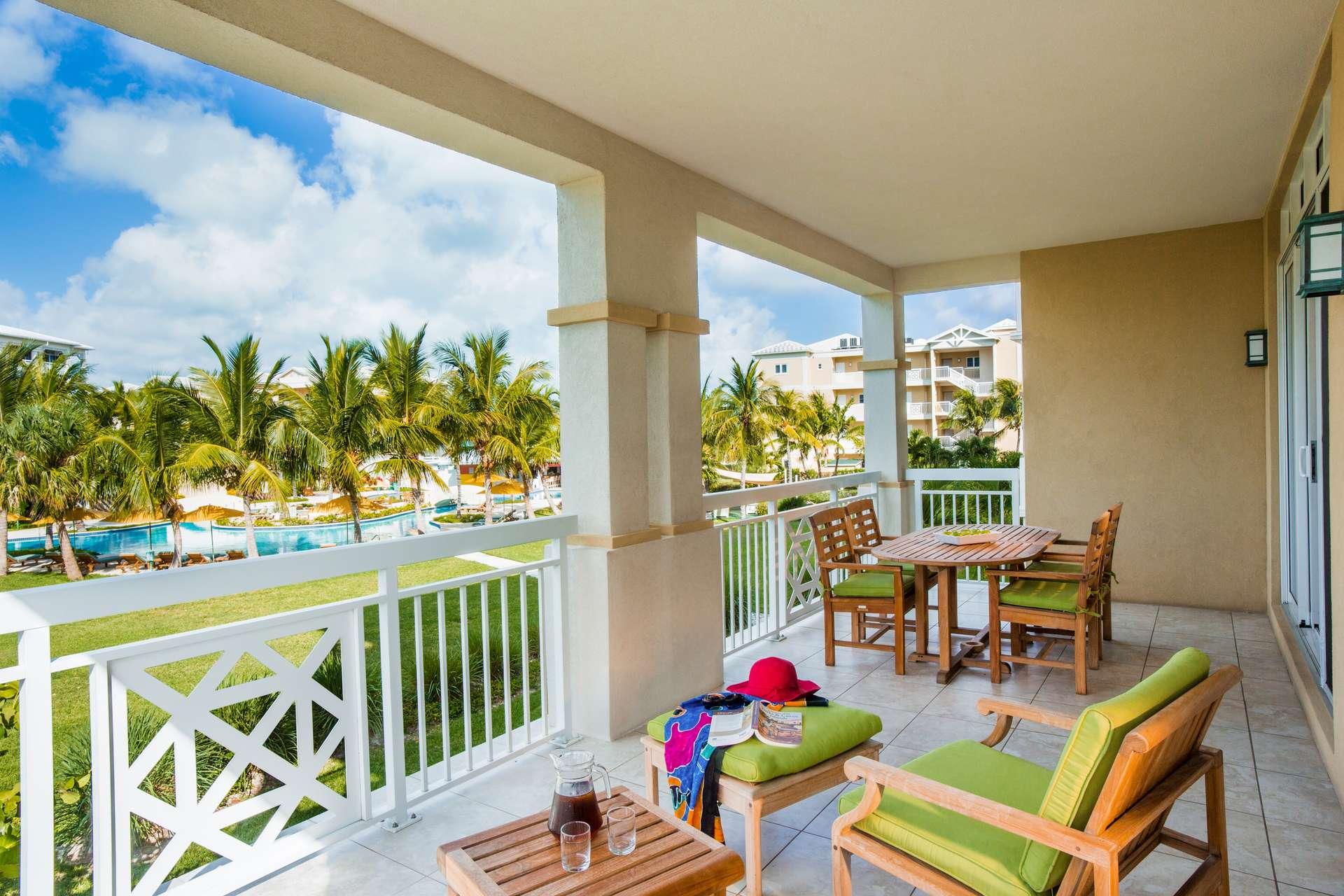 Luxury villa rentals caribbean - Turks and caicos - Providenciales - Alexandra resort - Garden View Suite | 1 Bedroom - Image 1/9