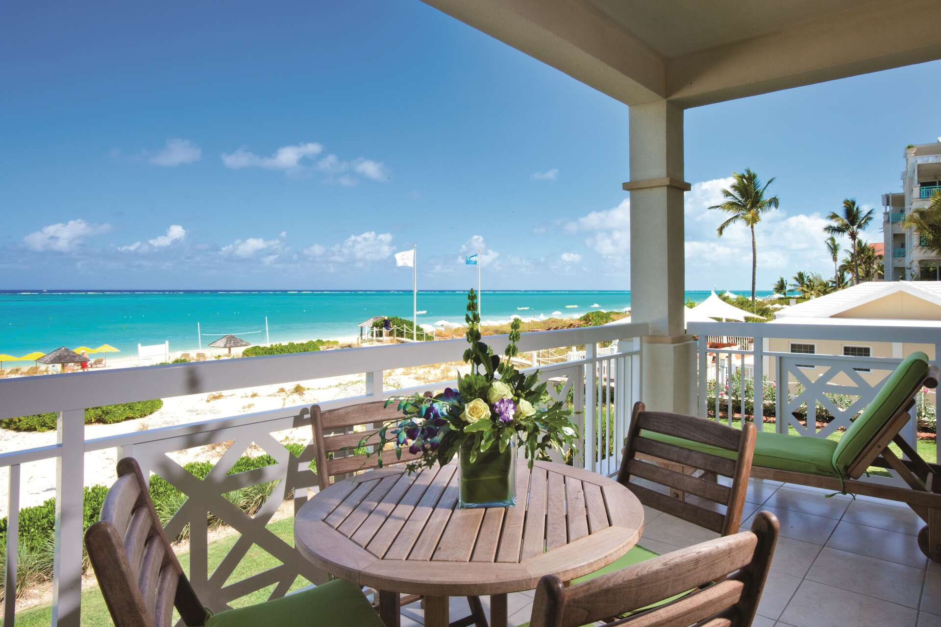 Luxury villa rentals caribbean - Turks and caicos - Providenciales - Alexandra resort - Oceanfront Suite | 1 Bedroom - Image 1/10