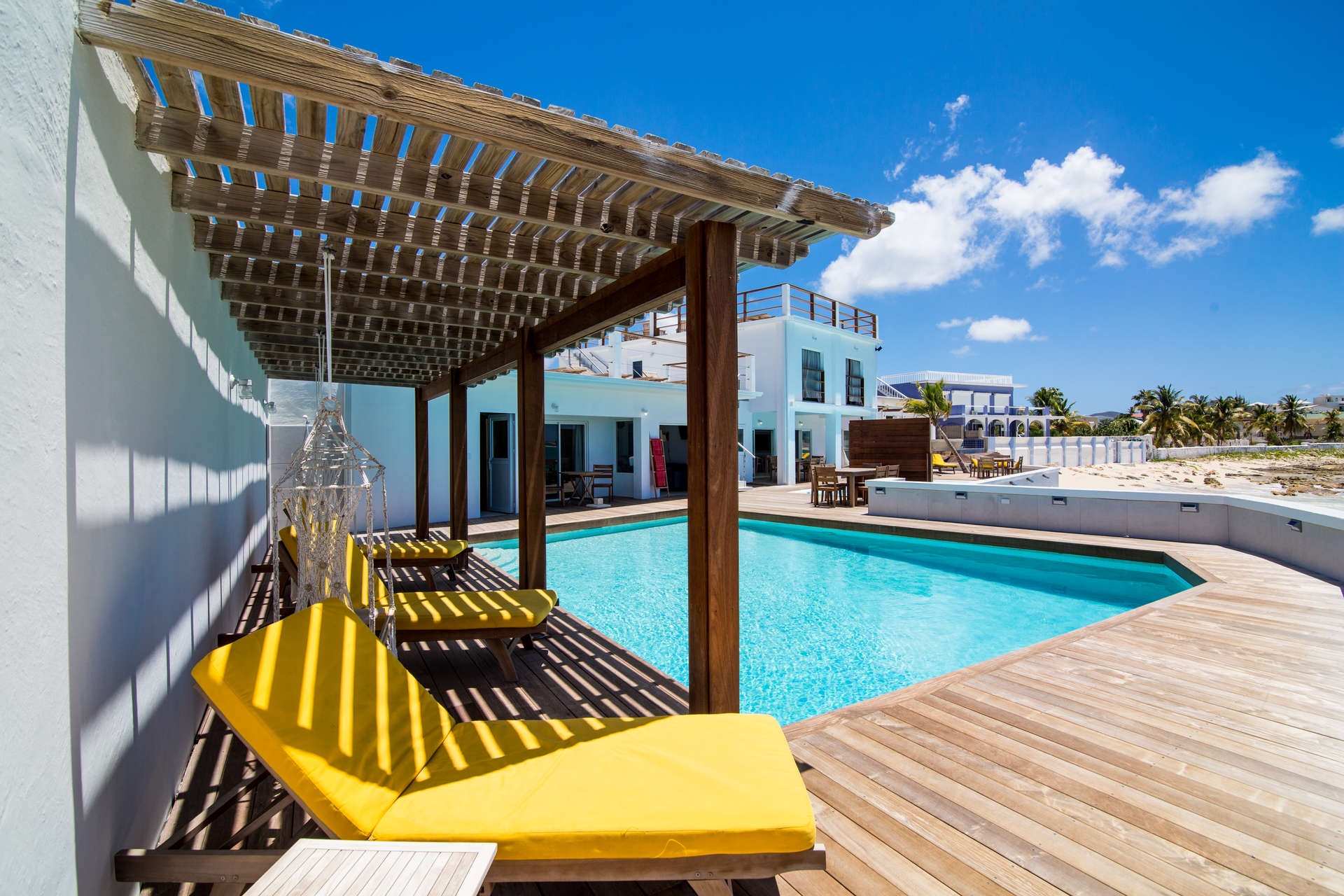 Luxury villa rentals caribbean - St martin - Sint maarten - Beacon hill - Villa Mary's Beach Cottage - Image 1/19