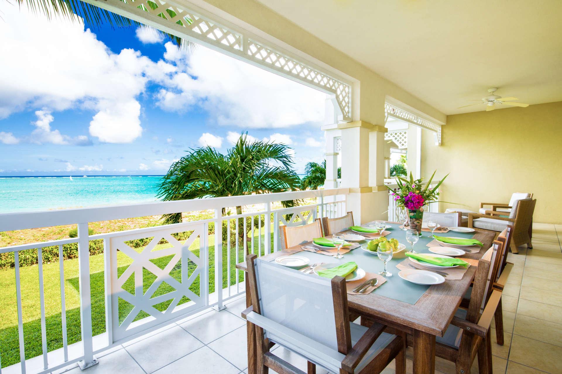 Luxury villa rentals caribbean - Turks and caicos - Providenciales - Alexandra resort - Deluxe Ocean Front Suite | 2 Bedroom - Image 1/12