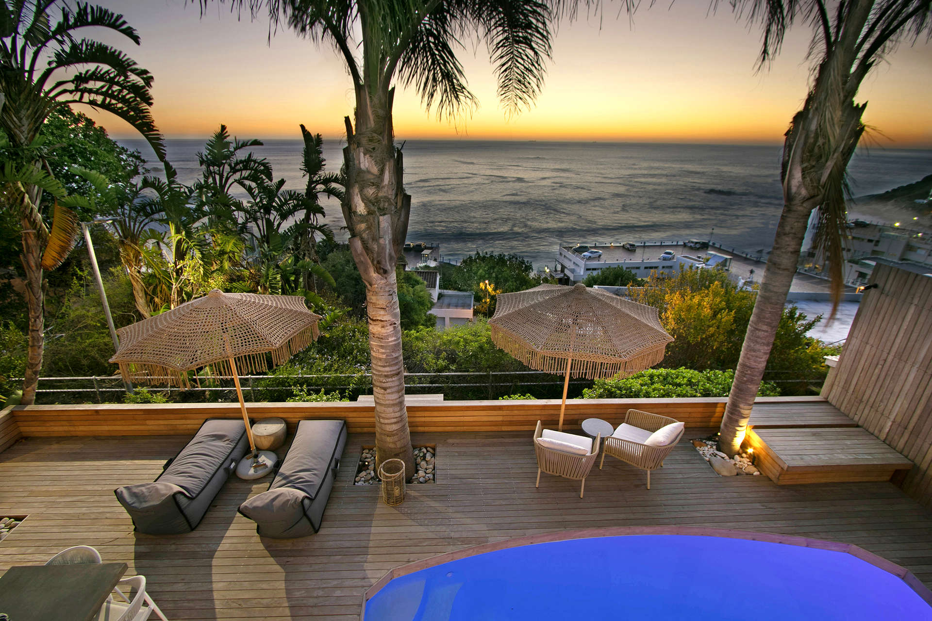 Luxury villa rentals africa - South africa - Capetown - Camps bay ct - Clifton Splendour - Image 1/26