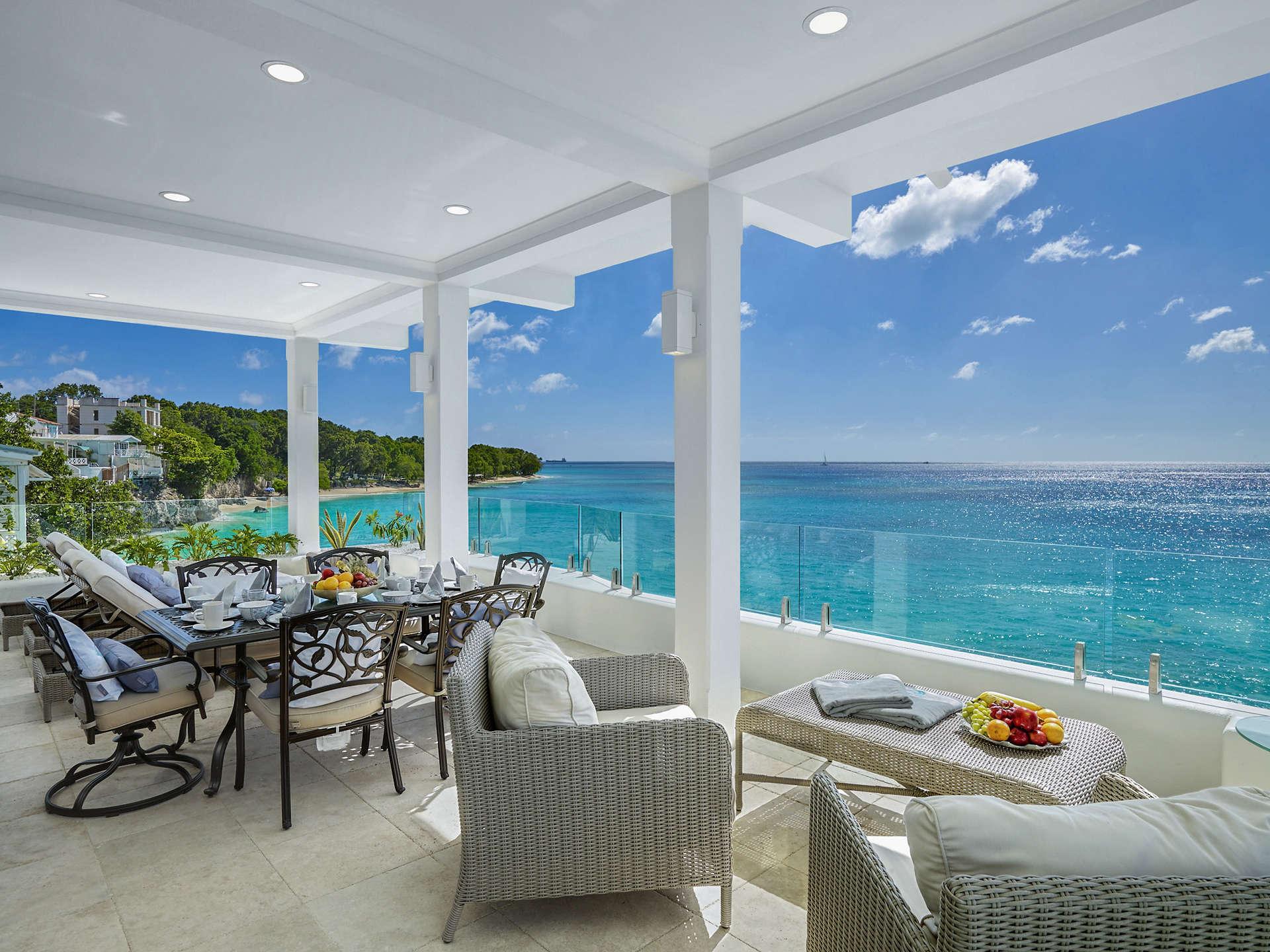 Luxury villa rentals caribbean - Barbados - St james - Prospect - Ocean Heights - Image 1/16