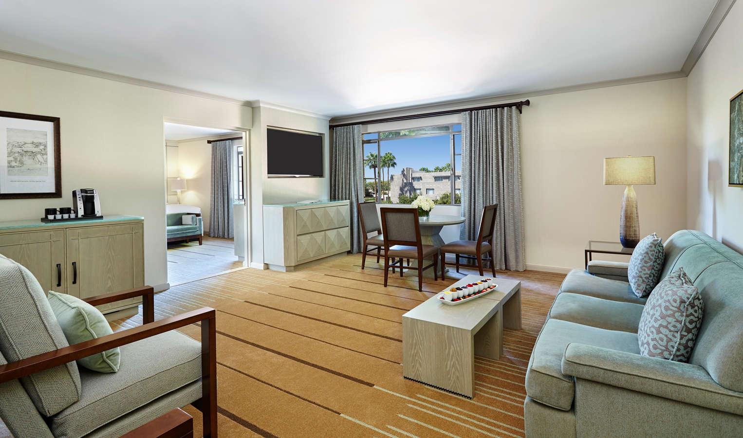 Villa 2 Bedroom Suite Arizona Biltmore Waldorf Astoria Arizona