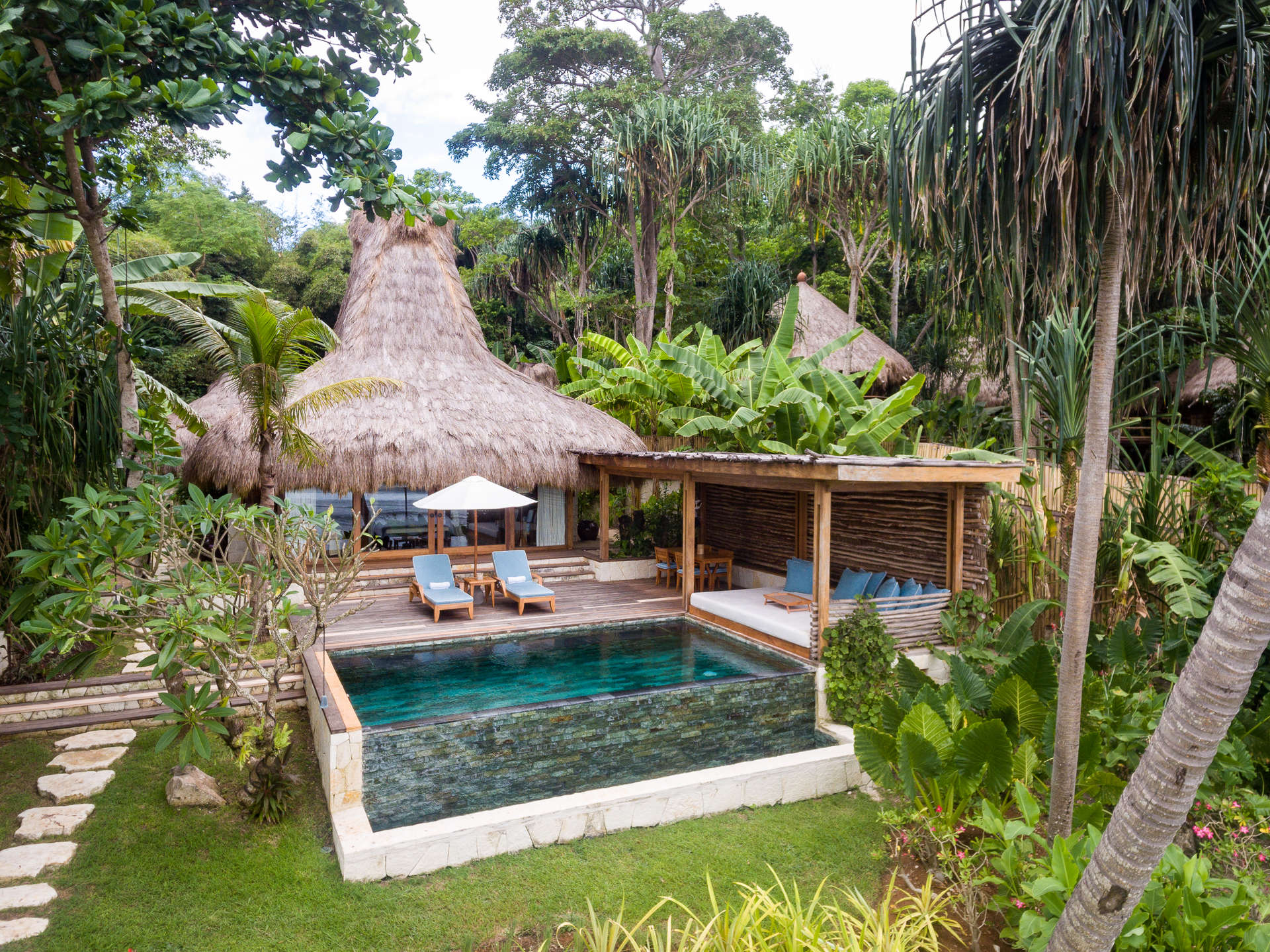 Luxury villa rentals asia - Indonesia - Sumba - Nihi sumba - Marangga Wave Front - Image 1/5