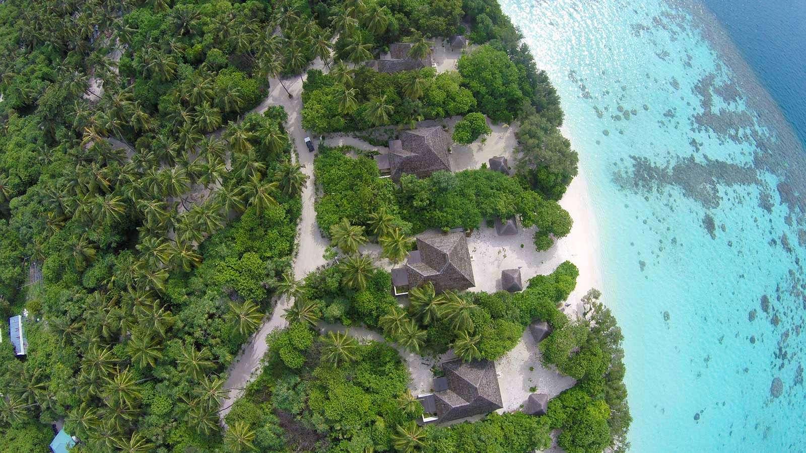 Luxury villa rentals asia - Maldives - Dhonakulhi island - Hideaway beachresortandspa - Sunset Beach Villa - Image 1/6