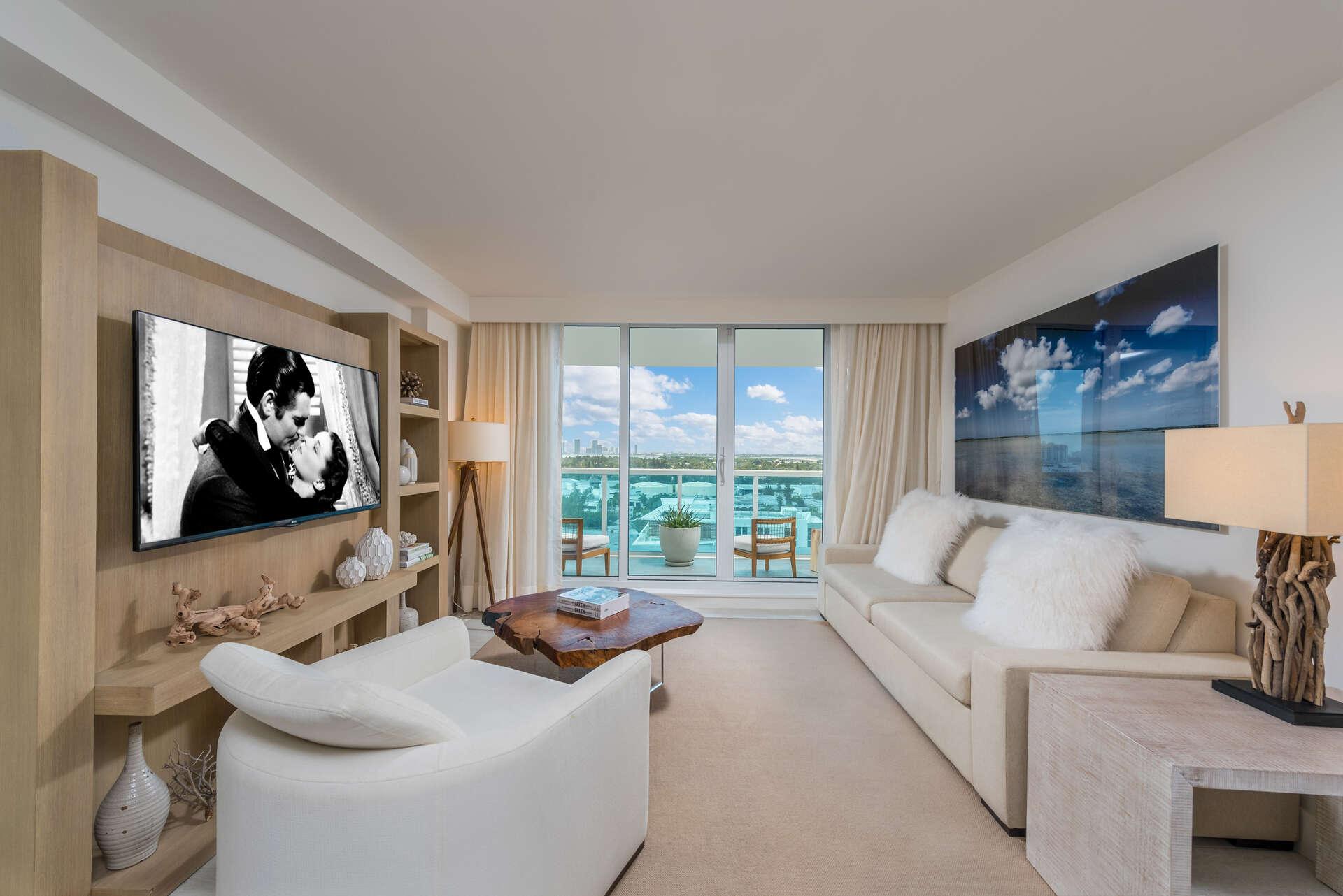 Luxury vacation rentals usa - Florida - Miami beach - Eco hotel southbeach - #1445 | 2 BDM City View - Image 1/16