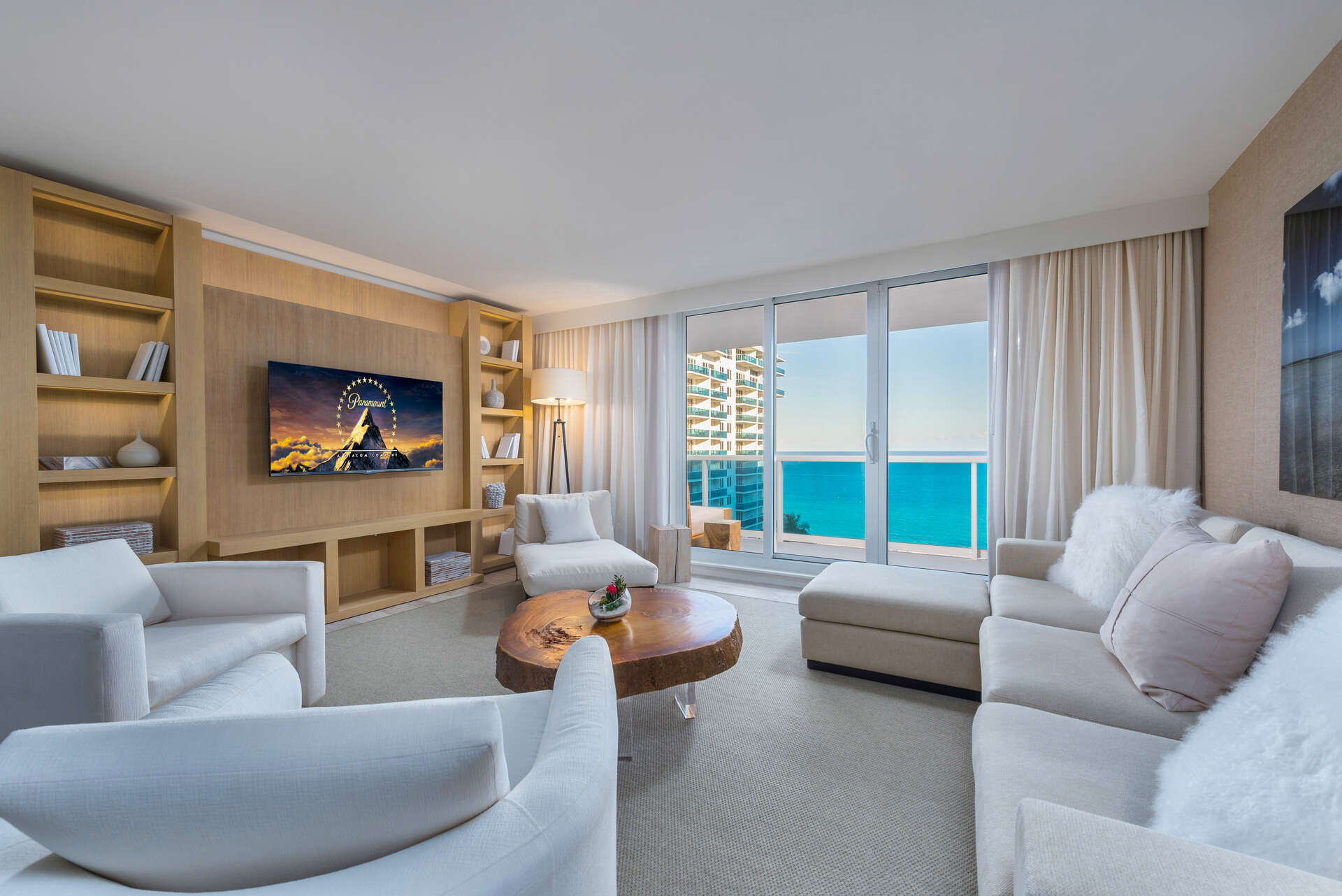 Luxury vacation rentals usa - Florida - Miami beach - Eco hotel southbeach - #1144 | 3 BDM Oceanfront - Image 1/12