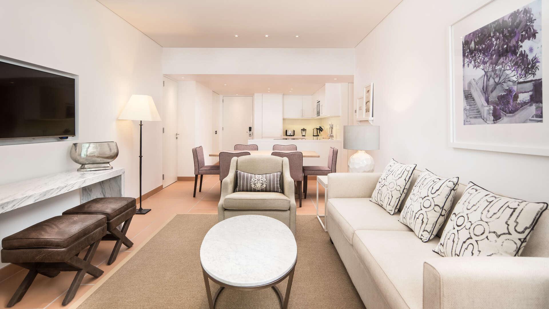 Luxury vacation rentals europe - Portugal - Algarve - Pine cliffs resort - Marriott Residential 2 BDM - Image 1/37