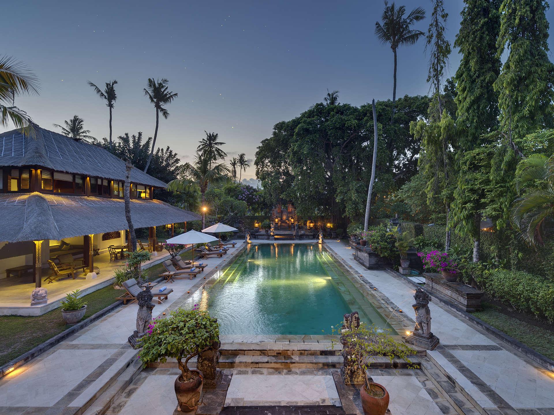 Luxury villa rentals asia - Indonesia - Bali - Sanur - Batujimbar - Image 1/21