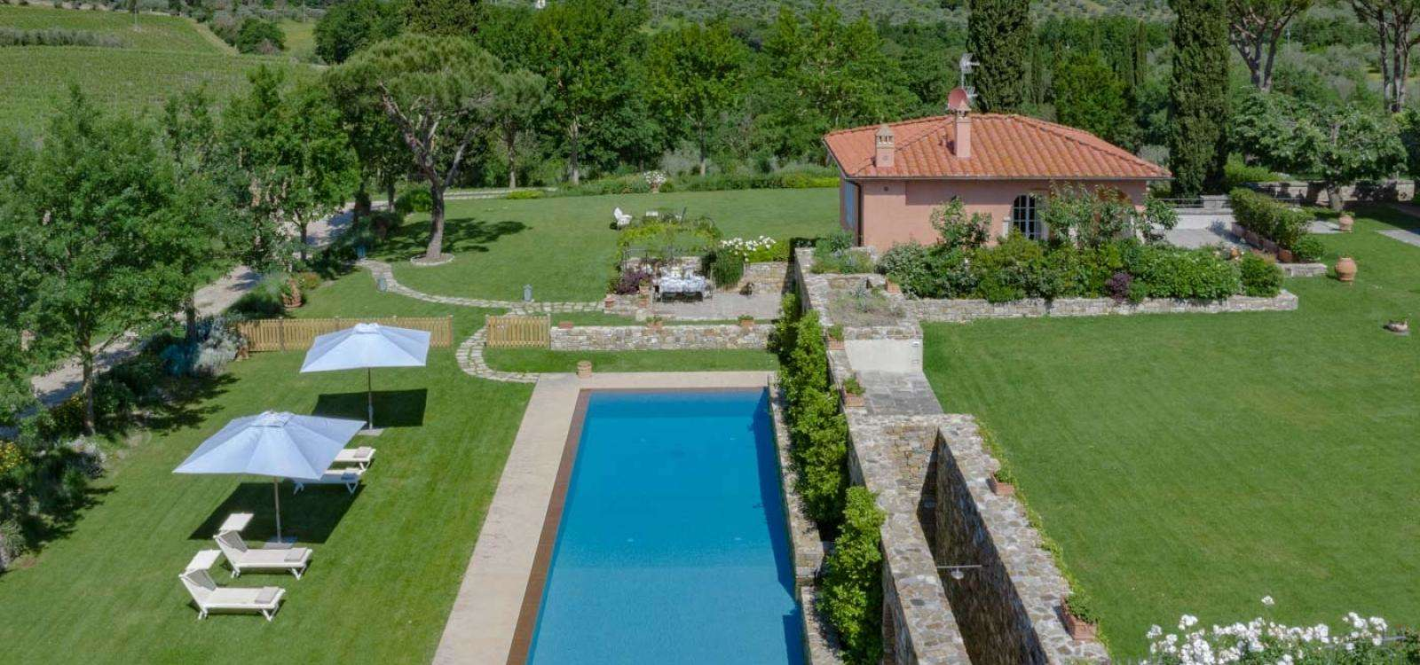 Luxury vacation rentals europe - Italy - Tuscany - Florence - Pulcra - Image 1/18
