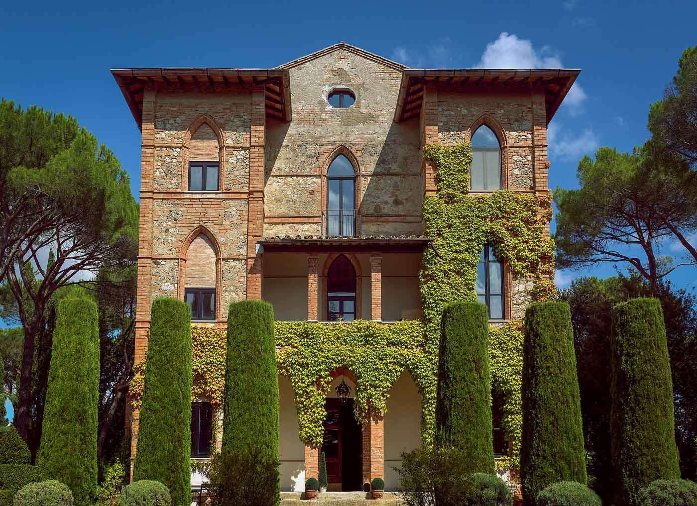 Luxury vacation rentals europe - Italy - Tuscany - Val dorcia - Araldica - Image 1/32