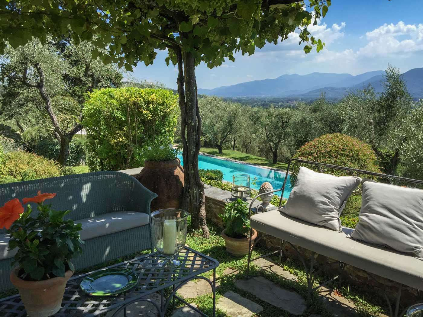 Luxury vacation rentals europe - Italy - Tuscany - Lucca - Villa San Martino - Image 1/25