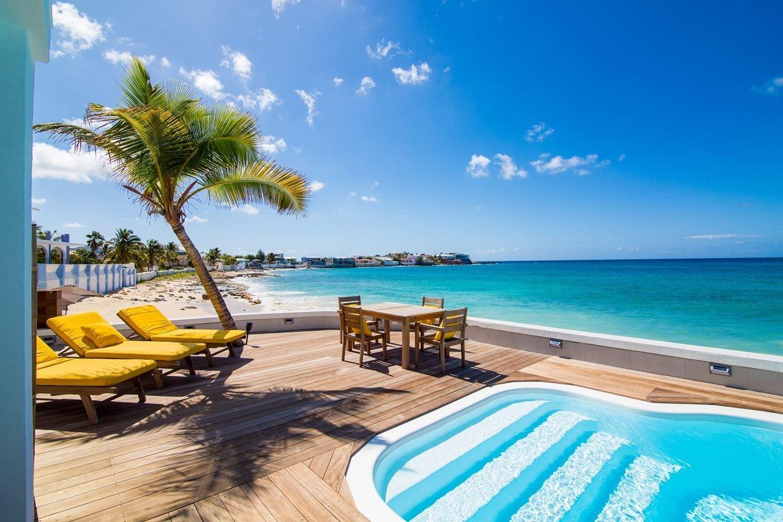Luxury villa rentals caribbean - St martin - Sint maarten - Beacon hill - Mary's Beach Estate - Image 1/52