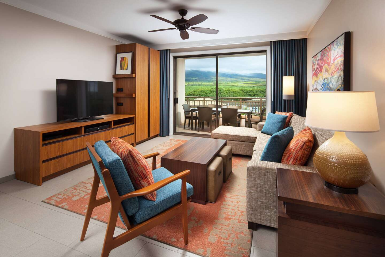 Luxury vacation rentals usa - Hawaii - Maui - The westin nanea - 2 BDM Resort View - Image 1/9