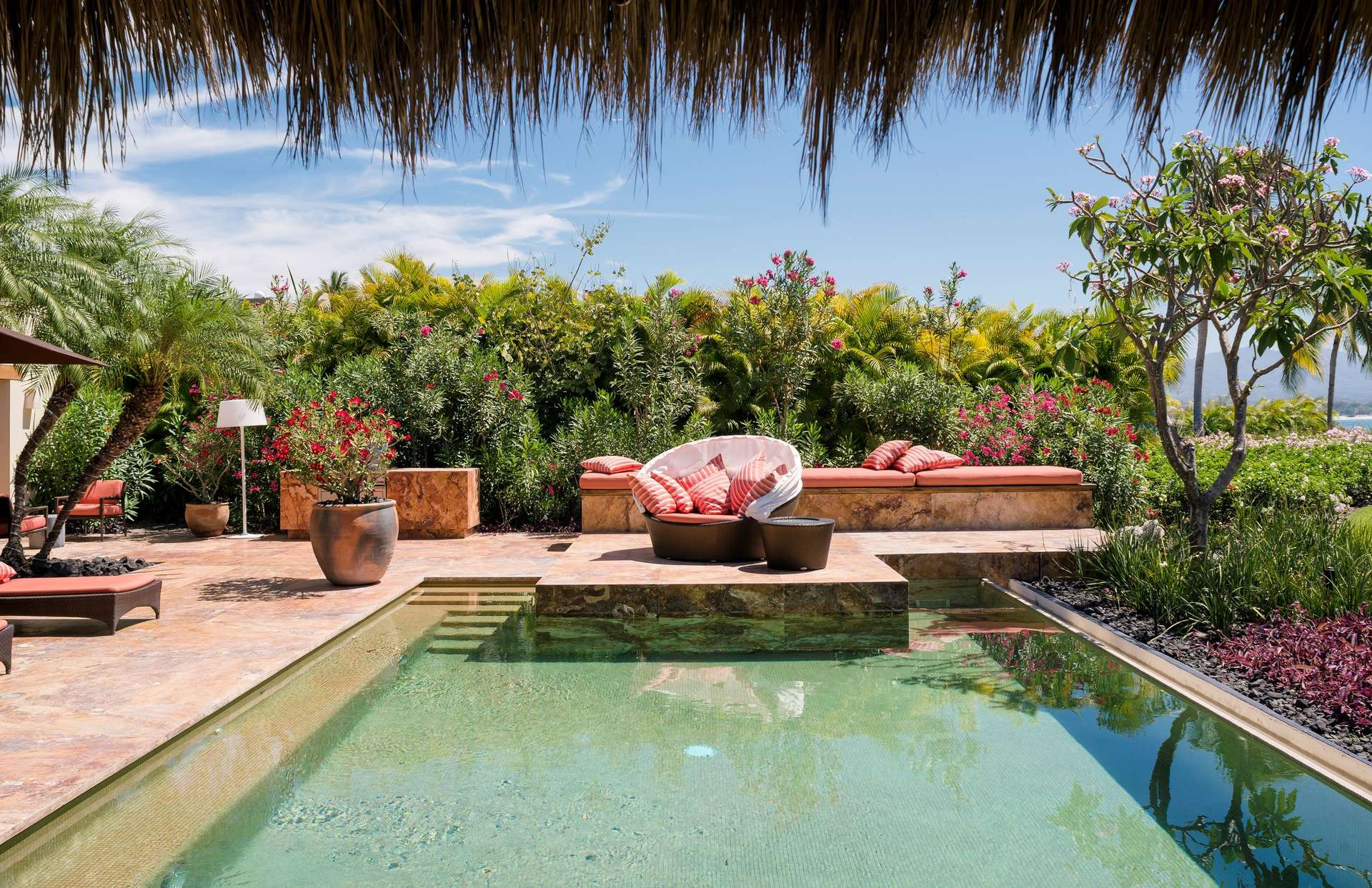 Luxury vacation rentals mexico - Punta mita - Lagos delmar - No location 4 - Casa Cavallino - Image 1/12